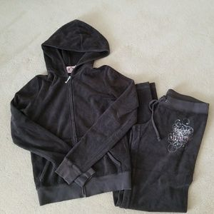 Juicy Couture Terry cotton track suits